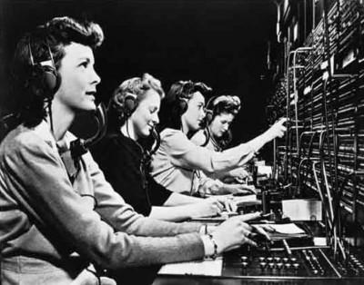 Bib - team Ukkel startte een tijdelijke telefooncentrale