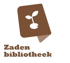 Logo van de zadenbibliotheek